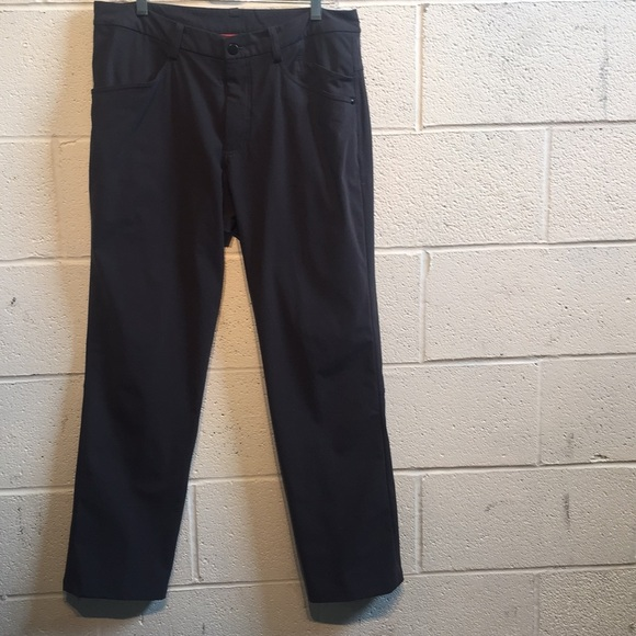 lululemon athletica Other - Lululemon gray men's pant, sz 34, 57378